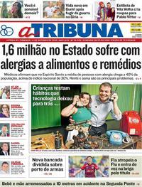 Capa A Tribuna 2018-10-14