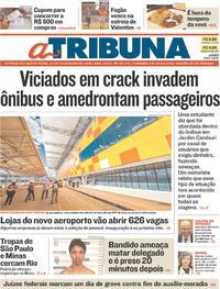 Capa A Tribuna 2018-02-23