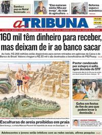 Capa A Tribuna 2019-12-11