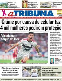 Capa A Tribuna 2019-10-17