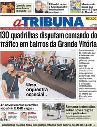 Capa A Tribuna 2019-06-24