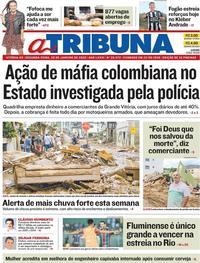 Capa A Tribuna 2020-01-20
