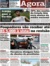 Capa Agora 2017-12-13