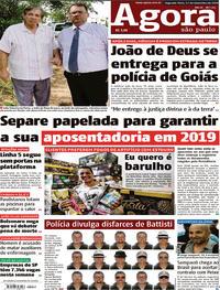 Capa Agora 2018-12-17