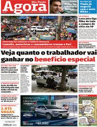 Capa Agora 2019-12-11