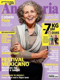 Capa da revista Ana Maria 07/11/2018