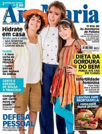 Capa da revista Ana Maria 12/09/2018