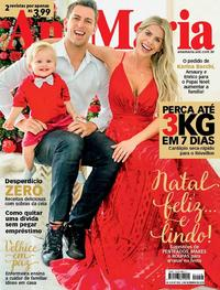Capa da revista Ana Maria 19/12/2018