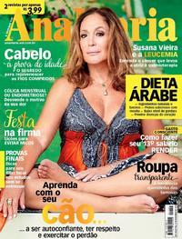 Capa da revista Ana Maria 21/11/2018
