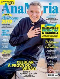 Capa da revista Ana Maria 26/12/2018