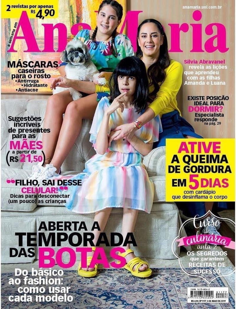 Capa da revista Ana Maria 08/05/2019