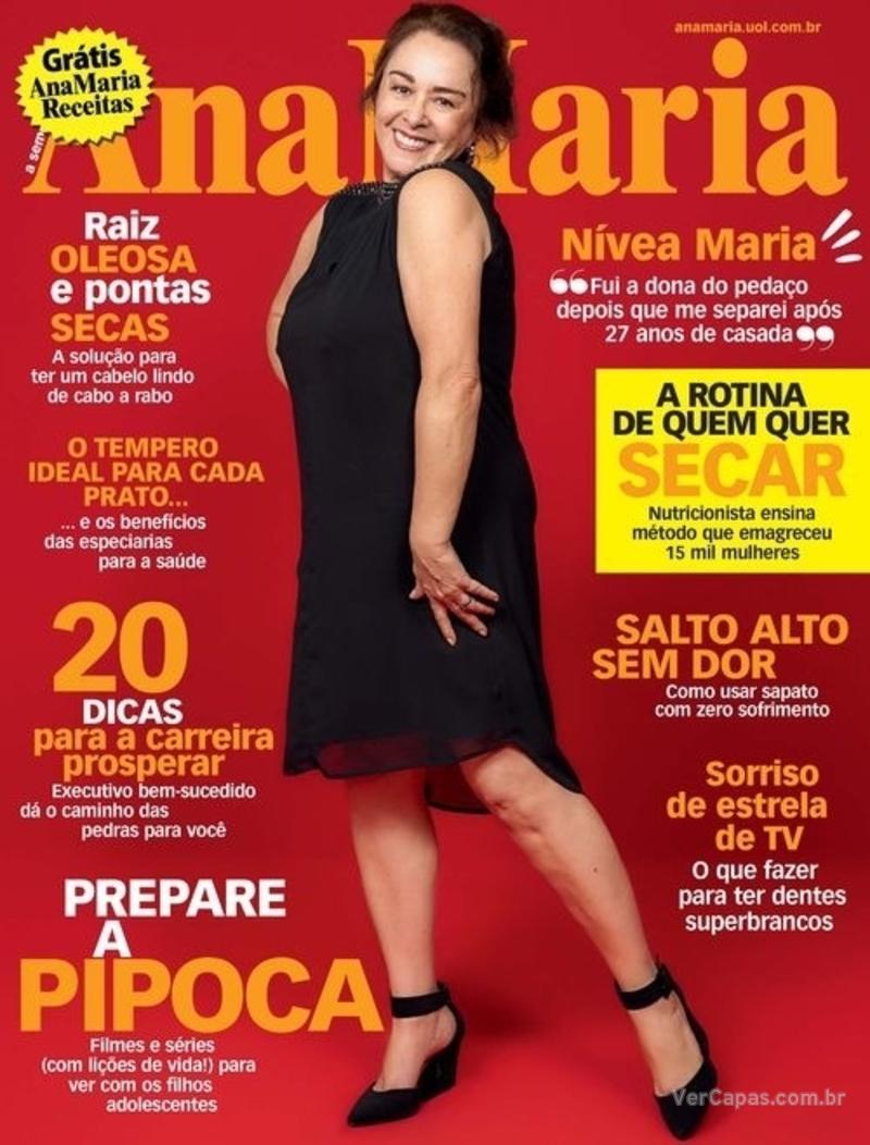 Capa da revista Ana Maria 29/05/2019