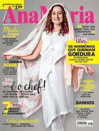 Capa da revista Ana Maria 09/01/2019
