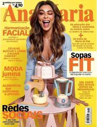 Capa da revista Ana Maria 12/06/2019