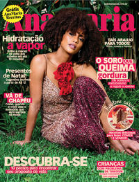 Capa da revista Ana Maria 13/12/2019