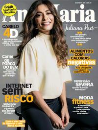 Capa da revista Ana Maria 15/11/2019