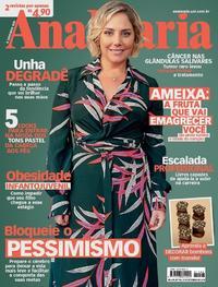 Capa da revista Ana Maria 16/09/2019