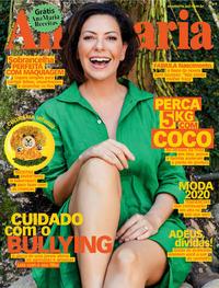 Capa da revista Ana Maria 16/10/2019