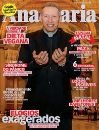 Capa da revista Ana Maria 20/12/2019
