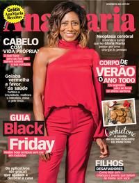 Capa da revista Ana Maria 22/11/2019