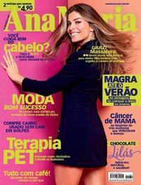 Capa da revista Ana Maria 29/07/2019