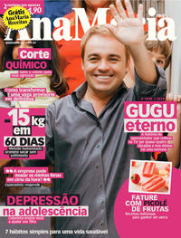 Capa da revista Ana Maria 29/11/2019