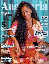 Capa da revista Ana Maria 05/06/2020