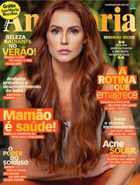 Capa da revista Ana Maria 06/03/2020
