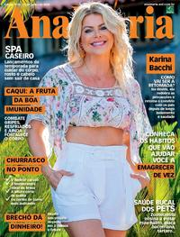 Capa da revista Ana Maria 12/06/2020