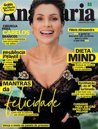 Capa da revista Ana Maria 13/03/2020