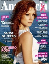 Capa da revista Ana Maria 23/10/2020