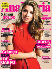 Capa Revista Ana Maria
