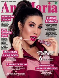 Capa da revista Ana Maria 26/06/2020