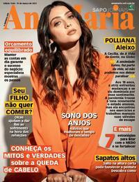 Capa da revista Ana Maria 19/03/2021