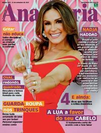 Capa da revista Ana Maria 24/09/2021