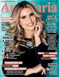 Capa da revista Ana Maria 26/03/2021