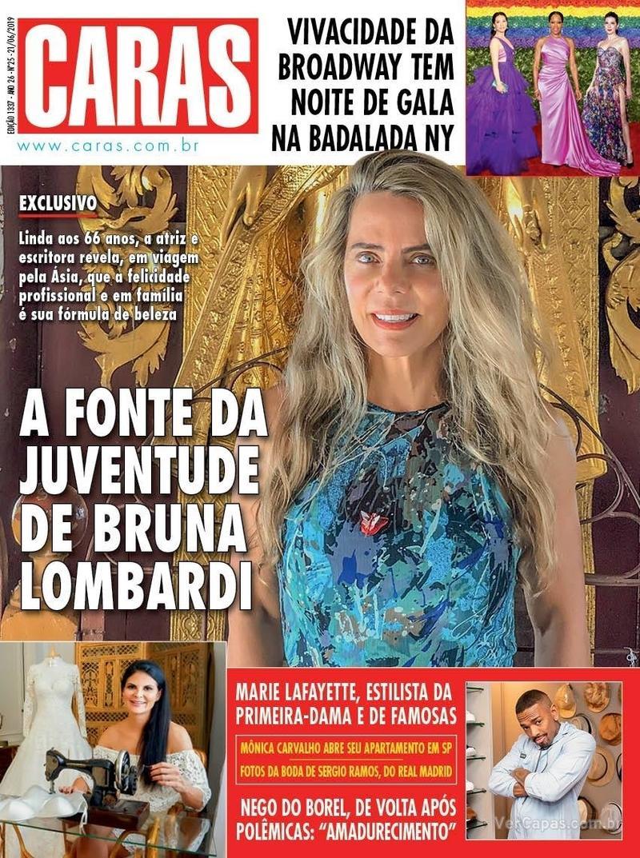 Capa revista Caras 20/06/2019