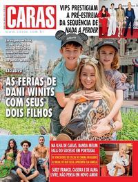 Capa Caras 2019-08-22