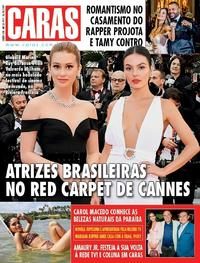 Capa Revista Caras 24/05/2019