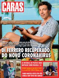 Capa da revista Caras 02/04/2020