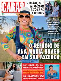 Capa da revista Caras 02/07/2020