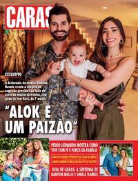 Capa da revista Caras 06/08/2020