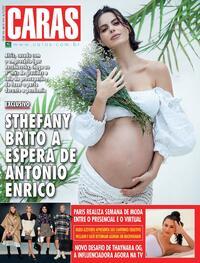 Capa da revista Caras 15/10/2020