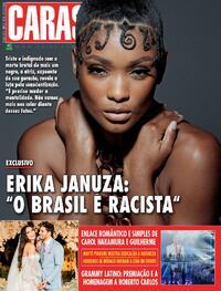 Capa da revista Caras 26/11/2020