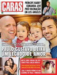 Capa da revista Caras 13/05/2021