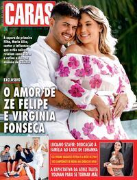 Capa da revista Caras 14/01/2021