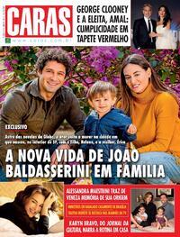 Capa da revista Caras 14/10/2021