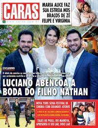Capa da revista Caras 17/06/2021
