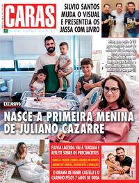 Capa da revista Caras 21/01/2021