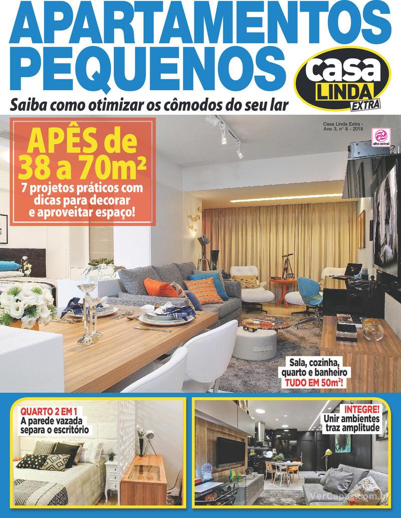Capa da revista Casa Linda 28/06/2019